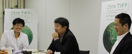 「日本映画・ある視点」部門 座談会