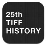 TIFF HISTORY